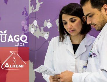 AGQ Labs adquiere el laboratorio químico Alkemi